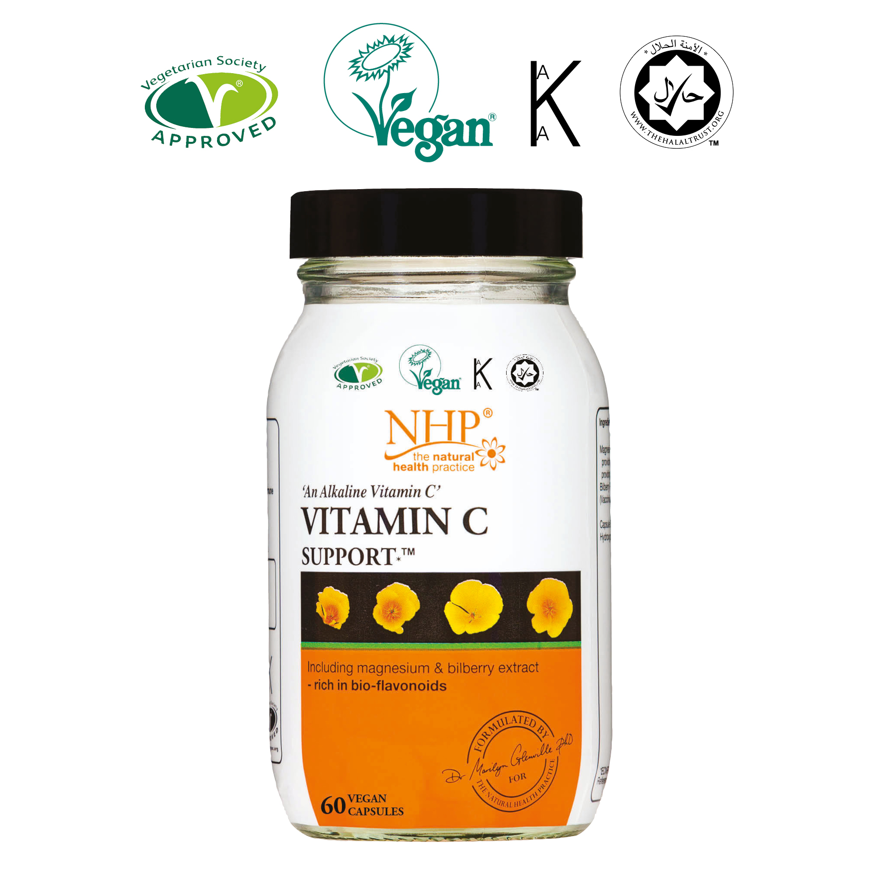 NHP Vitamin C Support