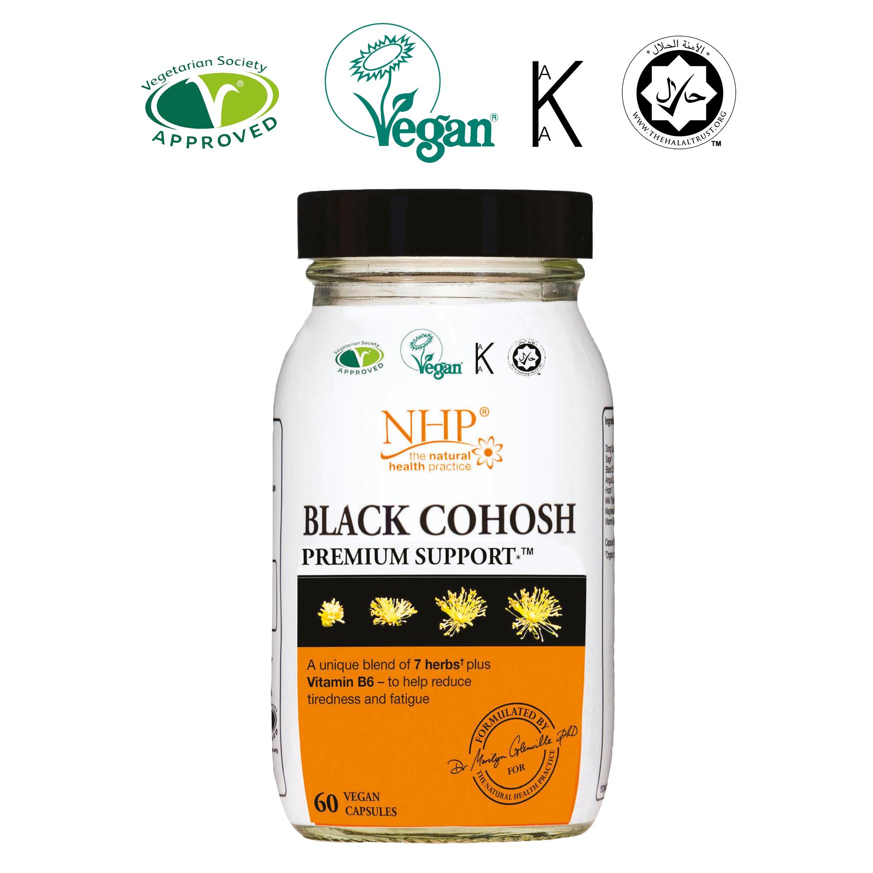 NHP Black Cohosh Premium Support