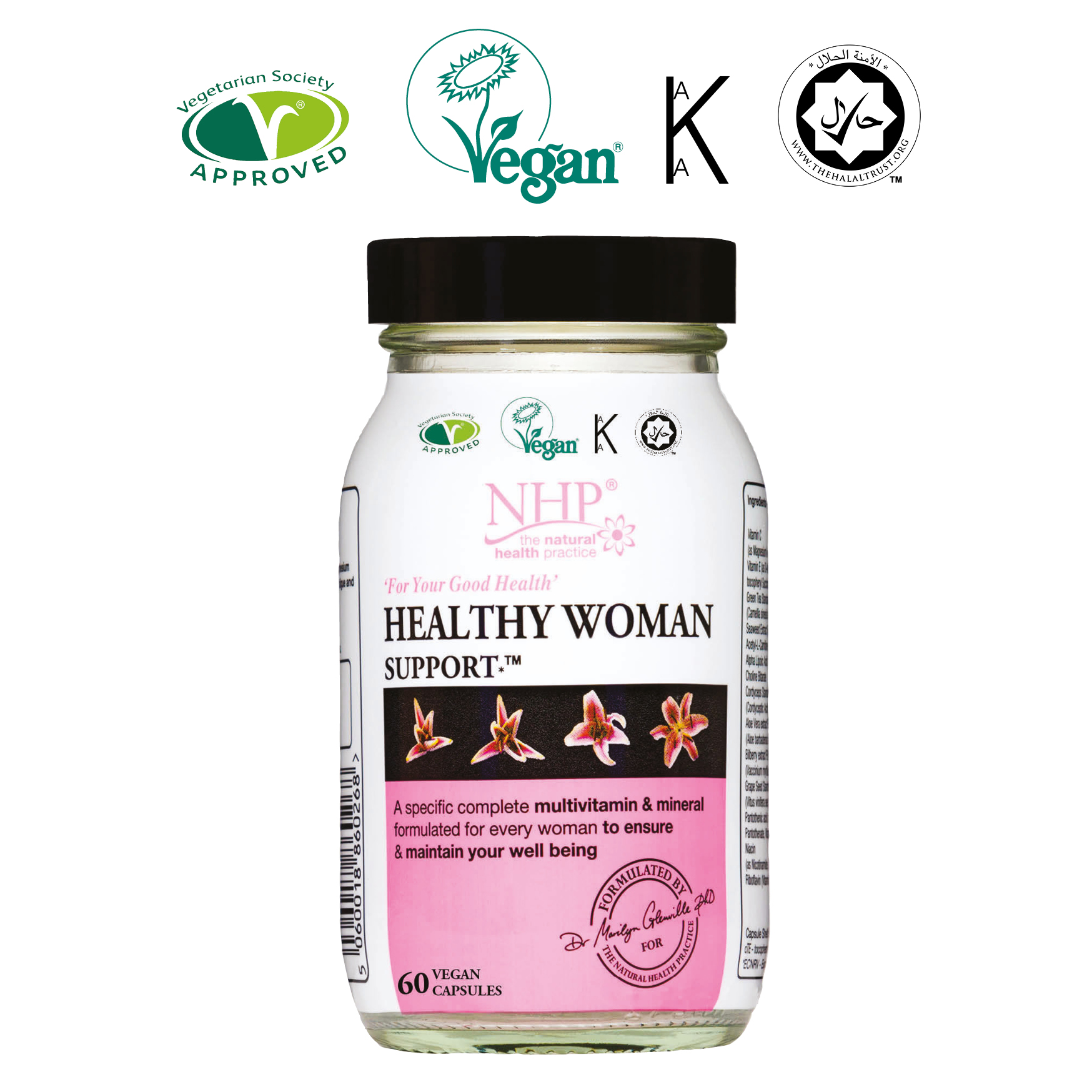 NHP Healthy Woman Support