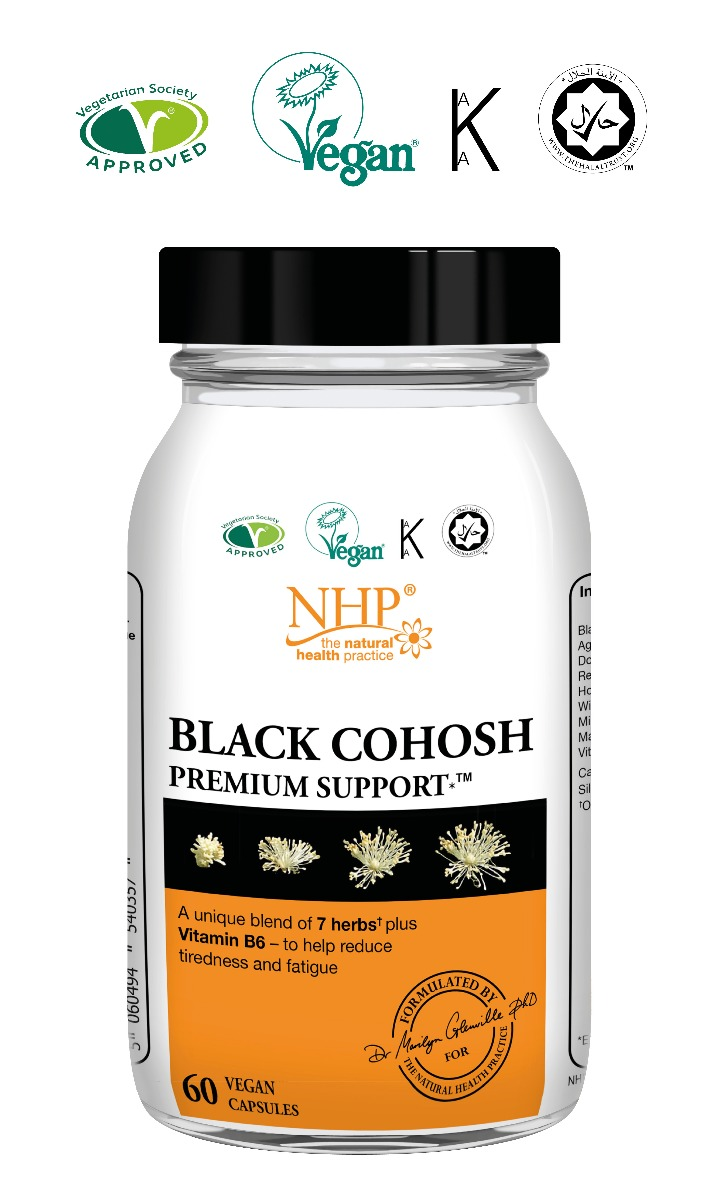 Black Cohosh Premium Support