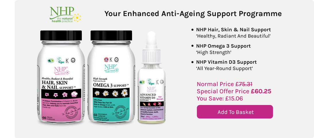 Enhanced Anti-Ageing Support Programme