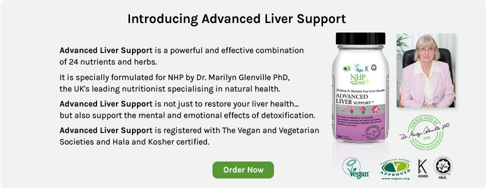 Introducing Advanced Liver Support