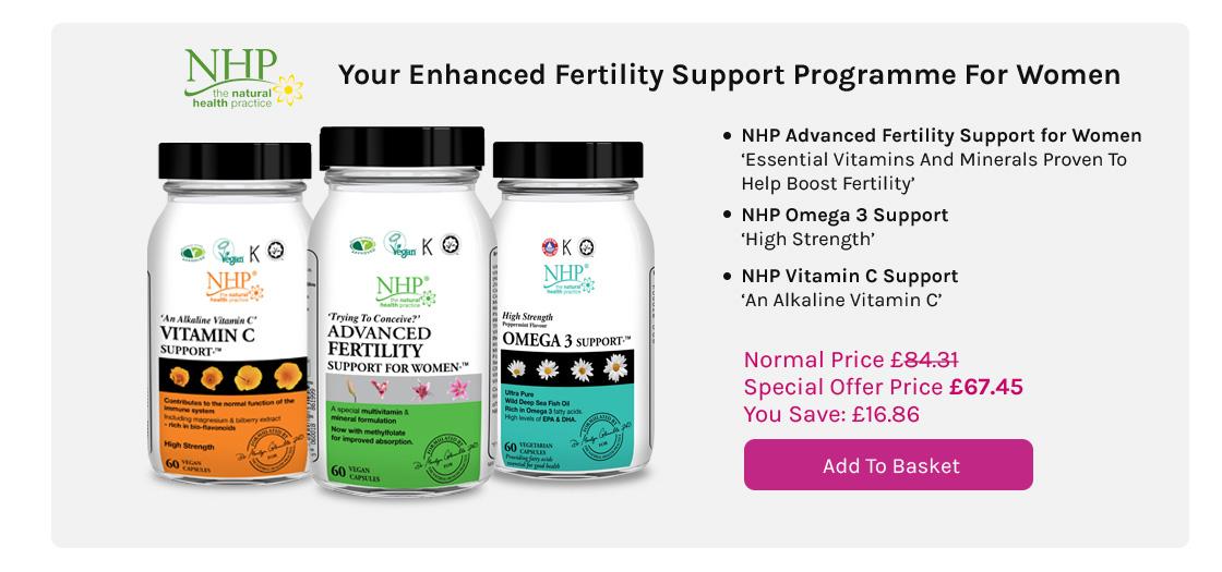 Enhanced Fertility Support Programme For Women