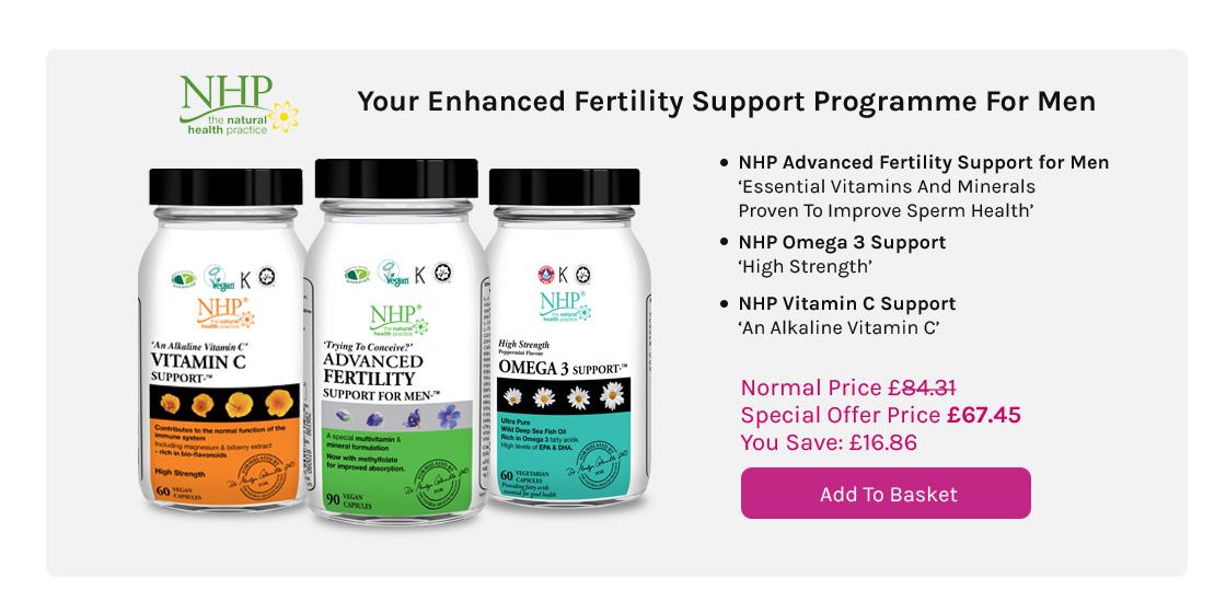 Enhanced Fertility Support Programme For Men